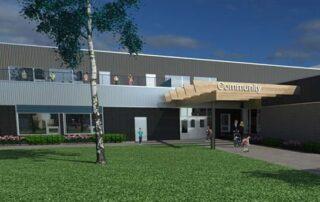 Harbour Landing School in Regina