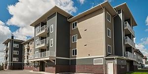 Paramount condos in Lakeridge Regina
