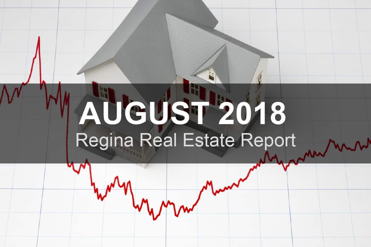 Regina Real Estate Report August 2018