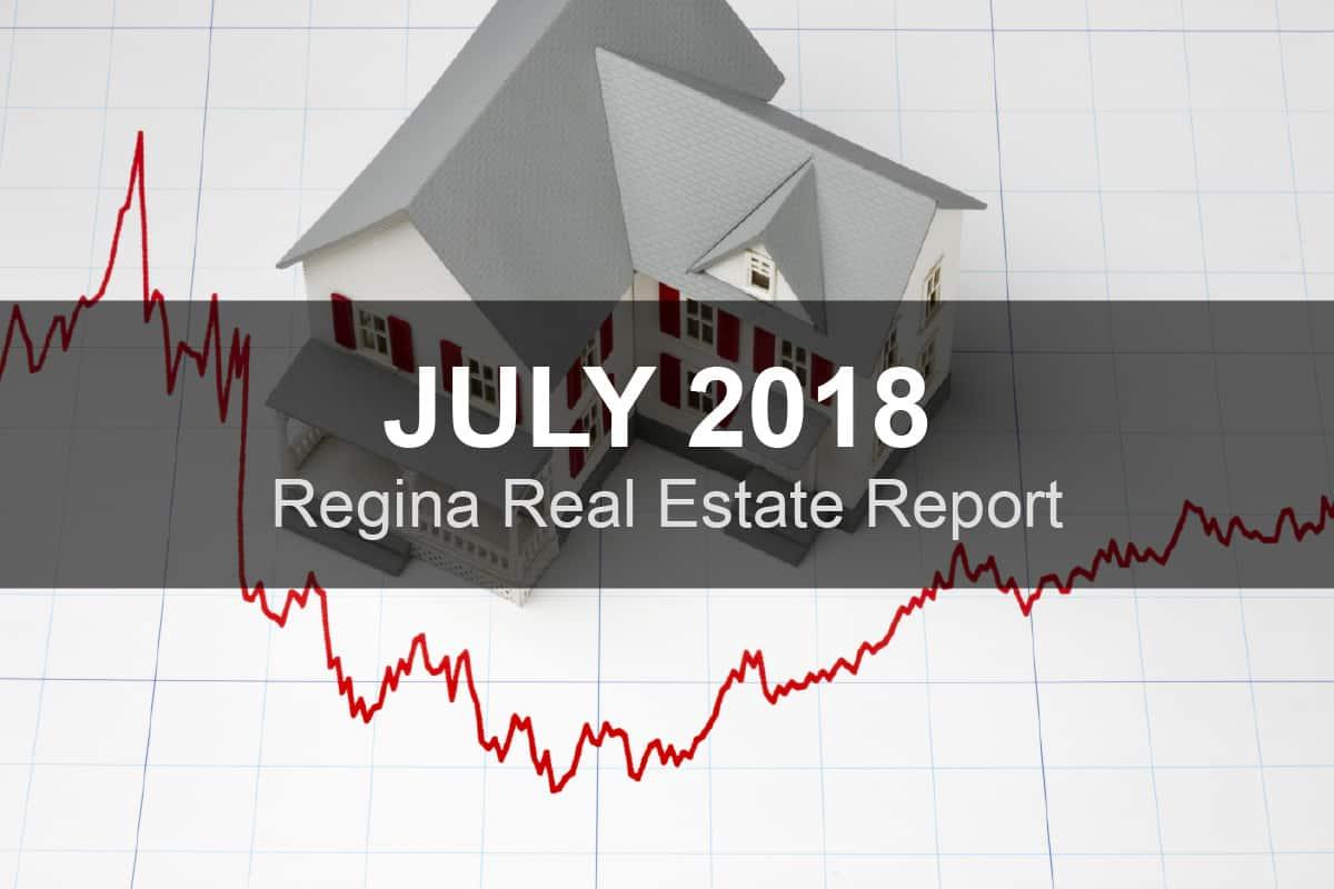 Regina Real Estate Report July 2018
