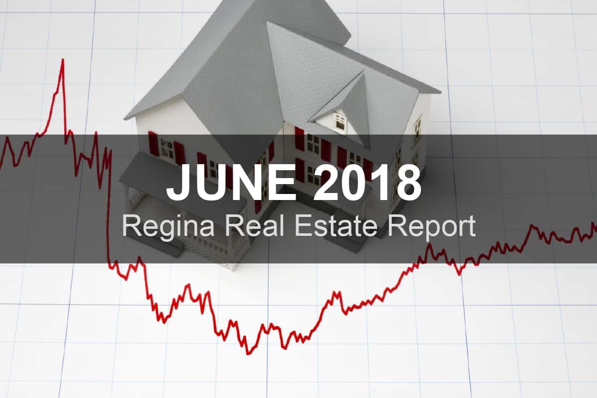 Regina Real Estate Report June 2018