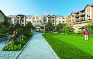 Revera Opens $67 Million Retirement Home
